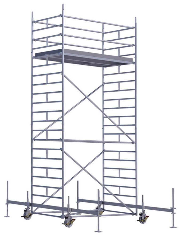 Fassadengerüste Reiwand und Lobenstein Gerüstbauer